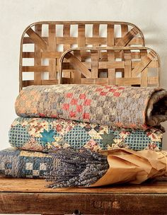 Code: ISBN: 9781604689037 Author: Marie-Claude Picon Blend the beauty of antique quilts with the simplicity of primitive stitchery and what do you get? The French-farmhouse look! Designer Marie-Claude Picon from the south of France shares how you c