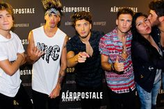 Auryn Meet & Greet con los fans | Blue carpet | #AeroFest