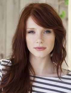Bryce Dallas Howard perfect red please follow me,thank you i will refollow you later