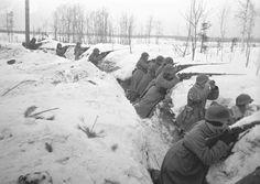 """Советско-финская война.  Soviet-Finnish war. """"Winter war"""". """"Talvisota""""."""