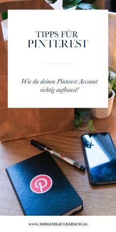 Pinterest Tipps von Pinterest für Pinterest! Ich sage dir, wie du deinen Account richtig aufbaust und Traffic über die visuelle Suchmaschine generierst!