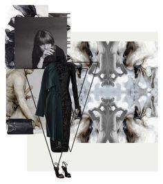 Fashion Moodboard - fashion design research; colour & print inspirations; creative process // Florette
