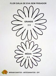 Resultado de imagem para modelo de rosa com 5 folhas