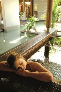 Deep Ocean Spa at InterContinental Bora Bora Resort and Thalasso Spa