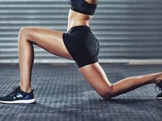 Lunges: die Übung für perfekt geformte Beine   ELLE
