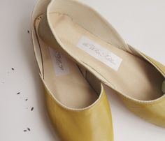 Leather and Suede Ballet Flats Uncovet