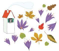 Campo Lilaila Book - Erica Salcedo Illustration potfolio
