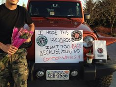 I would agree the heck outta that proposal! I belong to the man who offers me JJs & Sbux at the same time!
