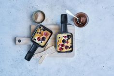 Try Pancake raclette by FOOBY now. Or discover other delicious recipes from our category desserts. Nutella, Raclette Recipes, Pancake Dessert, Brunch, Food Trends, Köstliche Desserts, Savoury Cake, Clean Eating Snacks, Cooking Time