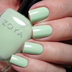 Zoya Tiana - Delight Collection (spring 2015)  |  Sassy Shelly