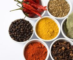 It's Cold & Flu Season. Eat plenty of Spices and spicy condiments - 4 foods to beat cold and flu symptoms