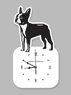 House of Boston Clock