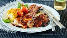 BBQ-ribsit - K-ruoka