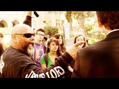 Ruben Israel | THE MOVIE | Open Air Street Preacher | Documentary Film by Jesse Morrell - YouTube