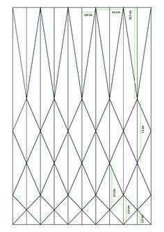 Textile Manipulation, Origami Lampshade, Geometric Construction, Industrial Interior Design, Communication Design, Paper Lanterns, Grafik Design, Origami Paper, Character Design