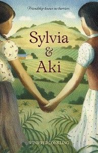 This work of historical fiction tells the story of two girls in California during the 1940s.  One girl, Aki, has a father who is in an internment camp, while Sylvia deals with school segregation.  Based on true events.  RL 8.1,2,10. By Beth R.