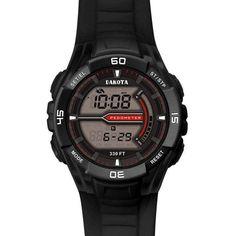 Dakota Unisex Pedometer Sport Watch