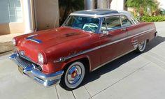 1954 Mercury Monterey Sun Valley coupe