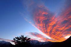 Sky in Lecco, Lake Como | #lake #Como #Lago #Italy #lakecomoapp #lakecomotravelguideapp #panorama #view #sky #lecco