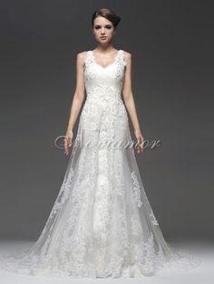 plus sized wedding dresses   Plus Size Bridal Dresses   Plus Sized Wedding Gown by Noviamor