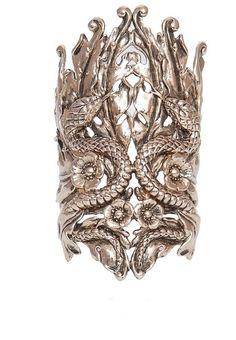 Roberto Cavalli Snake Bracelet in Animal (snake)
