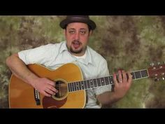 2 mind blowing but simple tricks to playing acoustic blues (Key of G) - YouTube
