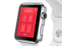 On the Creative Market Blog - The 50 Best Apple Watch Face and App Concepts So Far