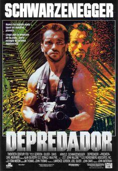Depredador (1987) - Ver Películas Online Gratis - Ver Depredador Online Gratis #Depredador