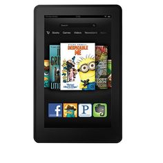 "Kindle Fire 7"", LCD Display, Wi-Fi, 8 GB - Includes Special Offer Prime Instant Video - unlimited, instant streaming of thousands of popular movies and TV shows and kindle Owners' Lending Library - Kindle owners can choose from more than 180,000 books to borrow for free with no due dates, including over 100 current and former New York Times best sellers. Just $159...."