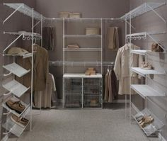 10 Wire Shelves Design For Your Room