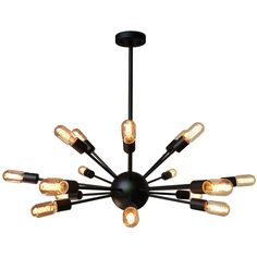 You'll love the Sputnik 18 Light Chandelier at Wayfair - Great Deals on all Home Improvement products with Free Shipping on most stuff, even the big stuff.