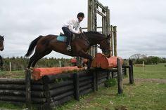 Romeo jumping at Dartfield