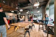 WeWork, the $10 billion coworking platform that rents office space to startups, small businesses and freelancers, recently shared with us the photos of their coworking campus located in the Mid-Market neighborhood of ... Read More