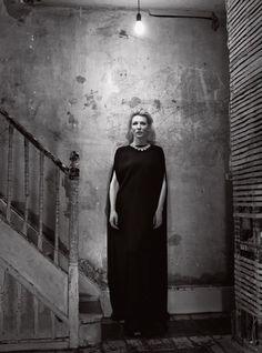 Cate Blanchett by Norman Jean Roy for Harper's Bazaar UK February 2016 - Valentino Spring 2016