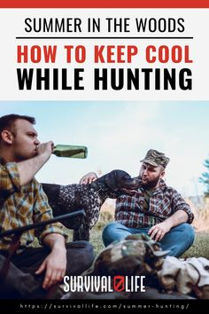 Summer hunting and you are Elmer Fudd. But it doesn't always have to be that way. It could also be fun if you'll just chill the fuss down. Here are some cool tips on how to keep it chill when hunting. #summerhunting #huntingtips #hunting #survival #preparedness #survivallife Hunting Tips, Hunting Rifles, Survival Life, Survival Tools, Elmer Fudd, Outdoor Shelters, Hunt Games, Hunting Season, Outdoor Survival