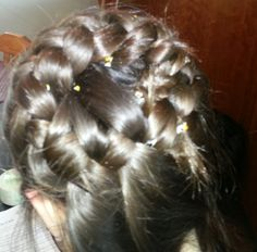 # loves #cute #hair #braid