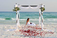 Ideas for beach wedding