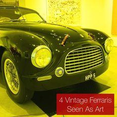 4 stunning vintage F