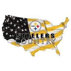 Steelers Sign, Steelers Gear, Pittsburgh Steelers Football, Pittsburgh Sports, Steelers Stuff, Steelers Gifts, Dallas Cowboys, Nfl Team Colors