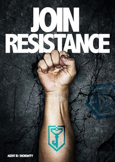 #Ingress #Resistance
