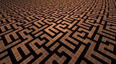 un labyrinthe