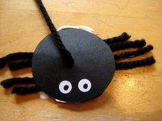 spider craft easy | Flickr - Photo Sharing!