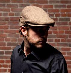 Free pattern: Flat Gatsby-style cap
