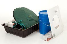Deluxe Camp Sink & Deluxe Tent Shower