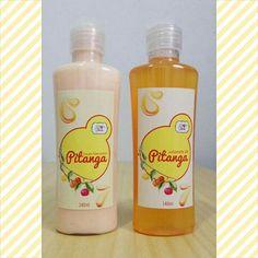 Hidratante Corporal e Sabonete Liquido www.laflorais.com.br