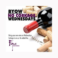 No Corkage Wednesdays at Figue