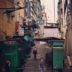 19.04.2012  Sheung Wan, the most historical and interesting place. I miss it.  Hong Kong.