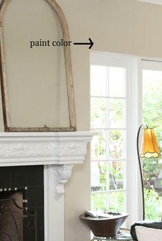 The paint color is Tequila 8672W spma 20-0 int.velvet. Dunn Edwards