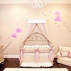 Baby Room design posted by @decor_for_kids 💕💕