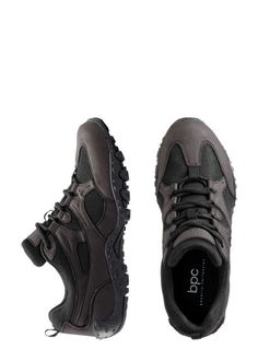 784c27adc5c Trekkingsko, bpc bonprix collection Hiking Boots, All Black Sneakers,  Collection, Brown,